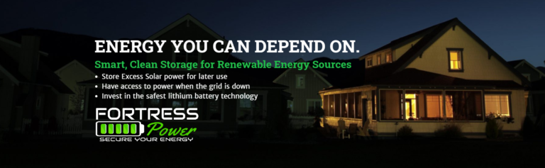 Fortress Power-Energy You Can Depend On